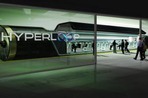 В Испании представили первую в мире полноразмерную пассажирскую капсулу поездов Hyperloop