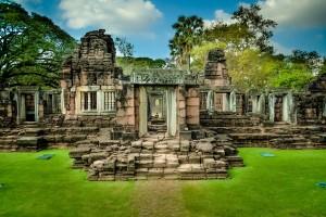 Главной причиной гибели цивилизации майя была сильная засуха