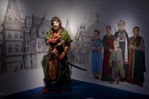 В Музее Московских стрельцов «Стрелецкие палаты» 8 сентября откроется новый детский центр «Лаврушенька»