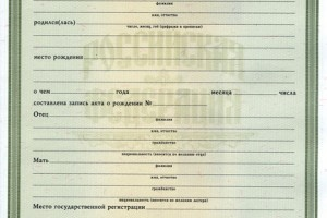 В Москве в 13 роддомах при выписке начали выдавать свидетельства о рождении