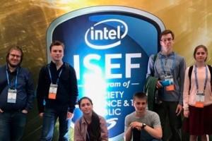 Российские школьники заняли девять призовых мест на международном конкурсе научных проектов школьников Intel ISEF