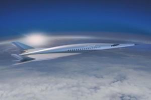 Американский авиастроительный концерн Boeing представил концепт гиперзвукового пассажирского самолета, сообщает портал N+1